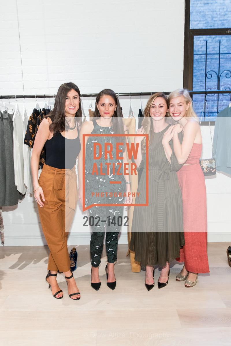 Andrea Funsten, Adrianna Thorne, Rebecca Revel, Anna-Alexia Basile, Photo #202-1402