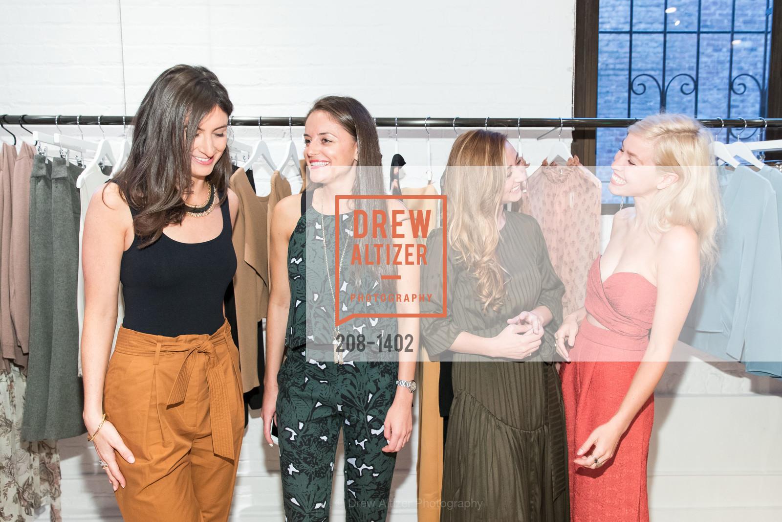 Andrea Funsten, Adrianna Thorne, Rebecca Revel, Anna-Alexia Basile, Photo #208-1402