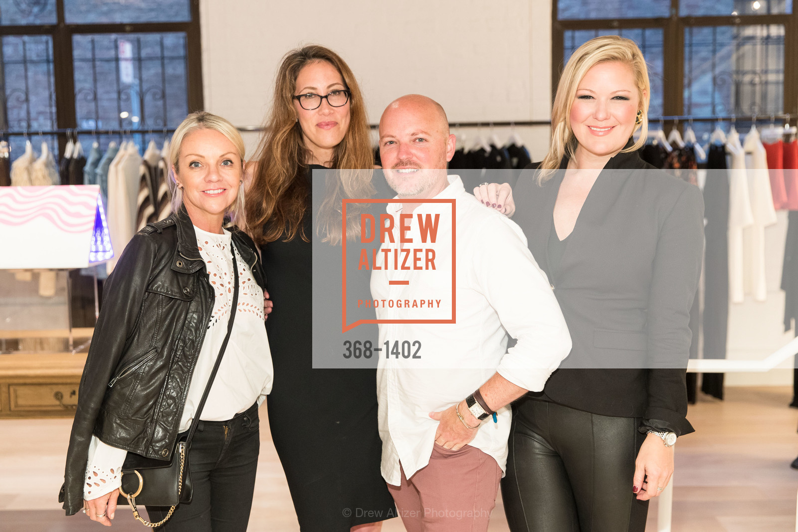 Angie Silvy, Jessica Mullens, David Nash, Liz Curtis, Photo #368-1402