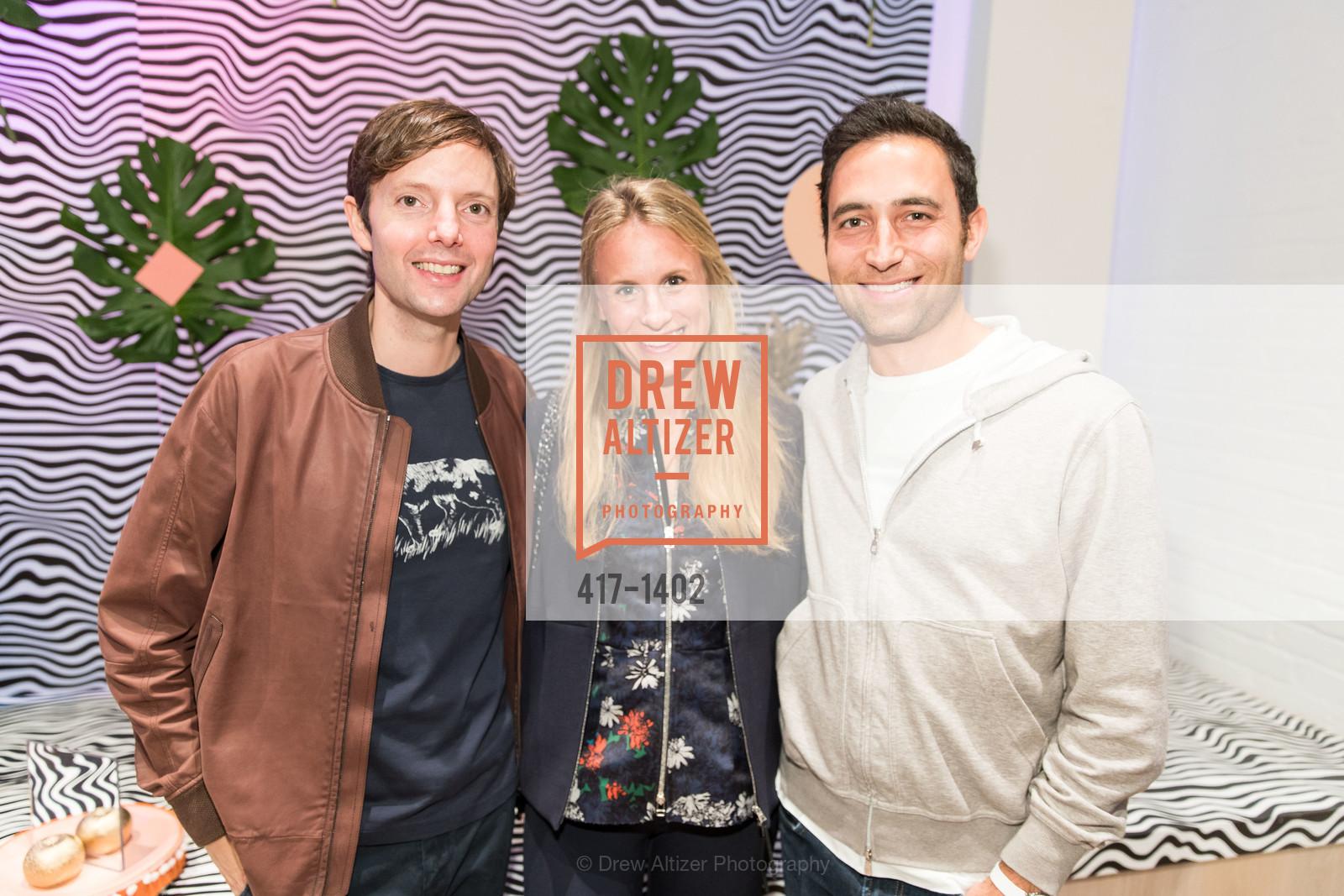 Matt Cohler, Erica Belsky, Scott Belsky, Photo #417-1402