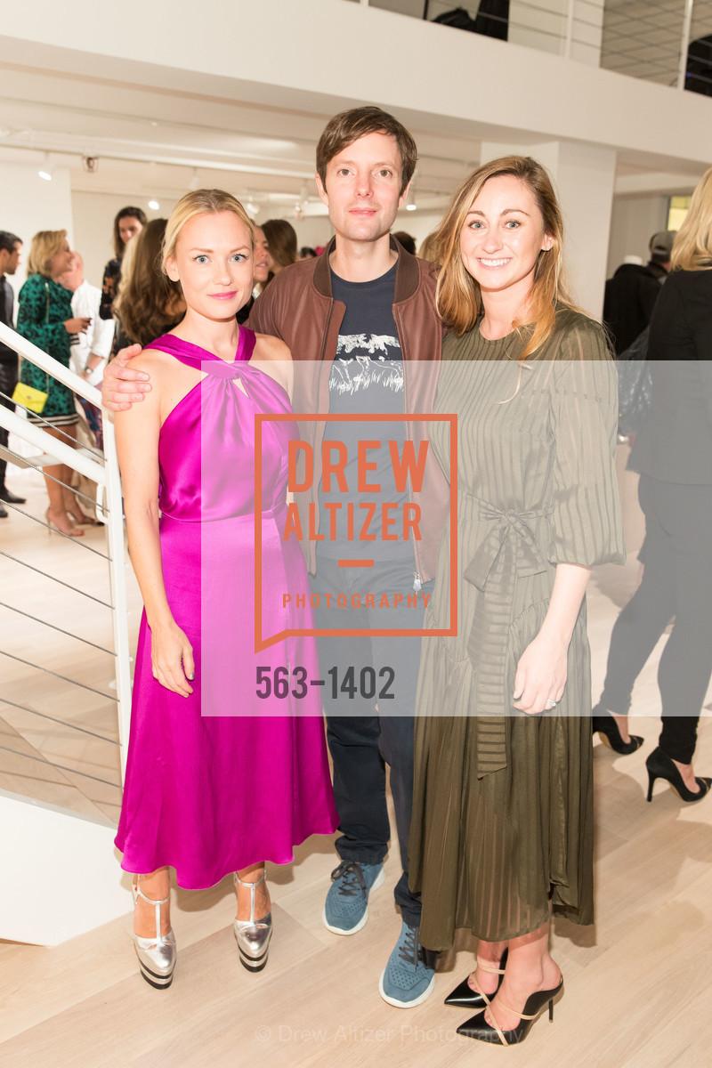 Matt Cohler, Pia Cohler, Rebecca Revel, Photo #563-1402