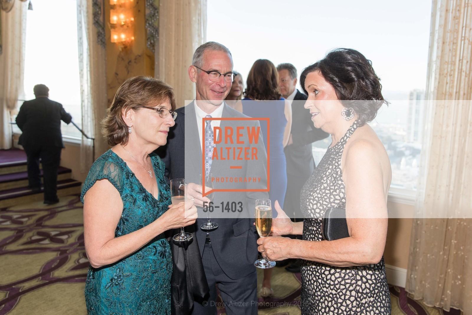 Gail Shak, Steven Shak, Brenda Beck, Photo #56-1403