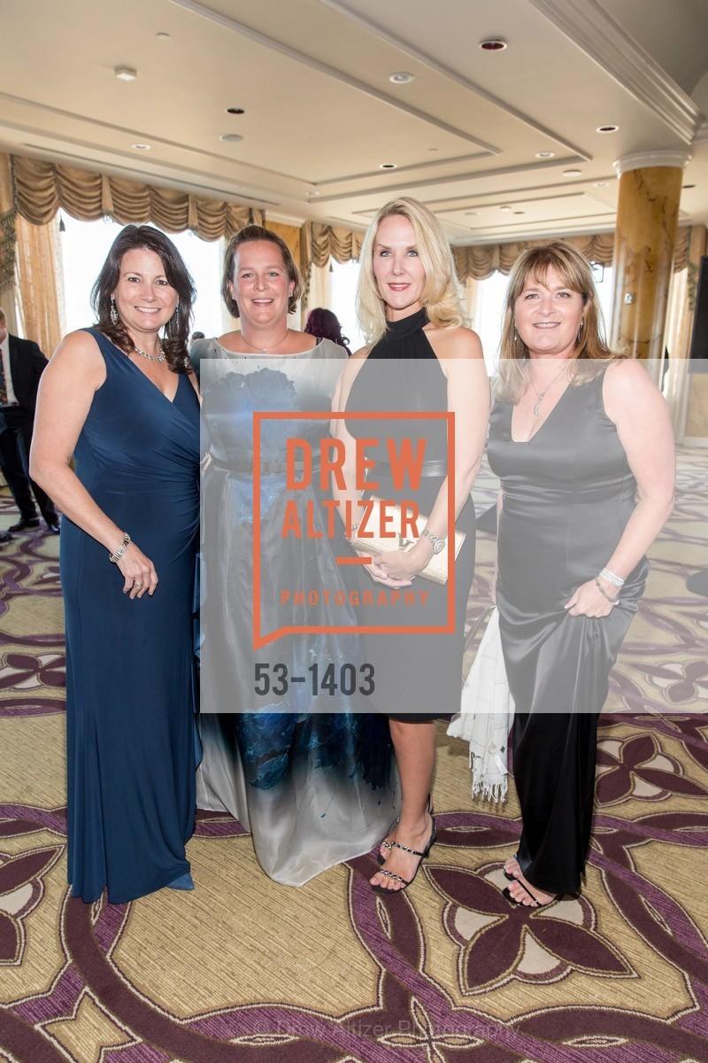Carolyn Williams Goldman, Julia Hinshaw, Shena Hurley, Tulin Melton, Photo #53-1403