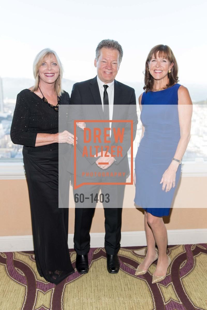 Judy Wike, Jeff Wike, Leigh Wasson, Photo #60-1403