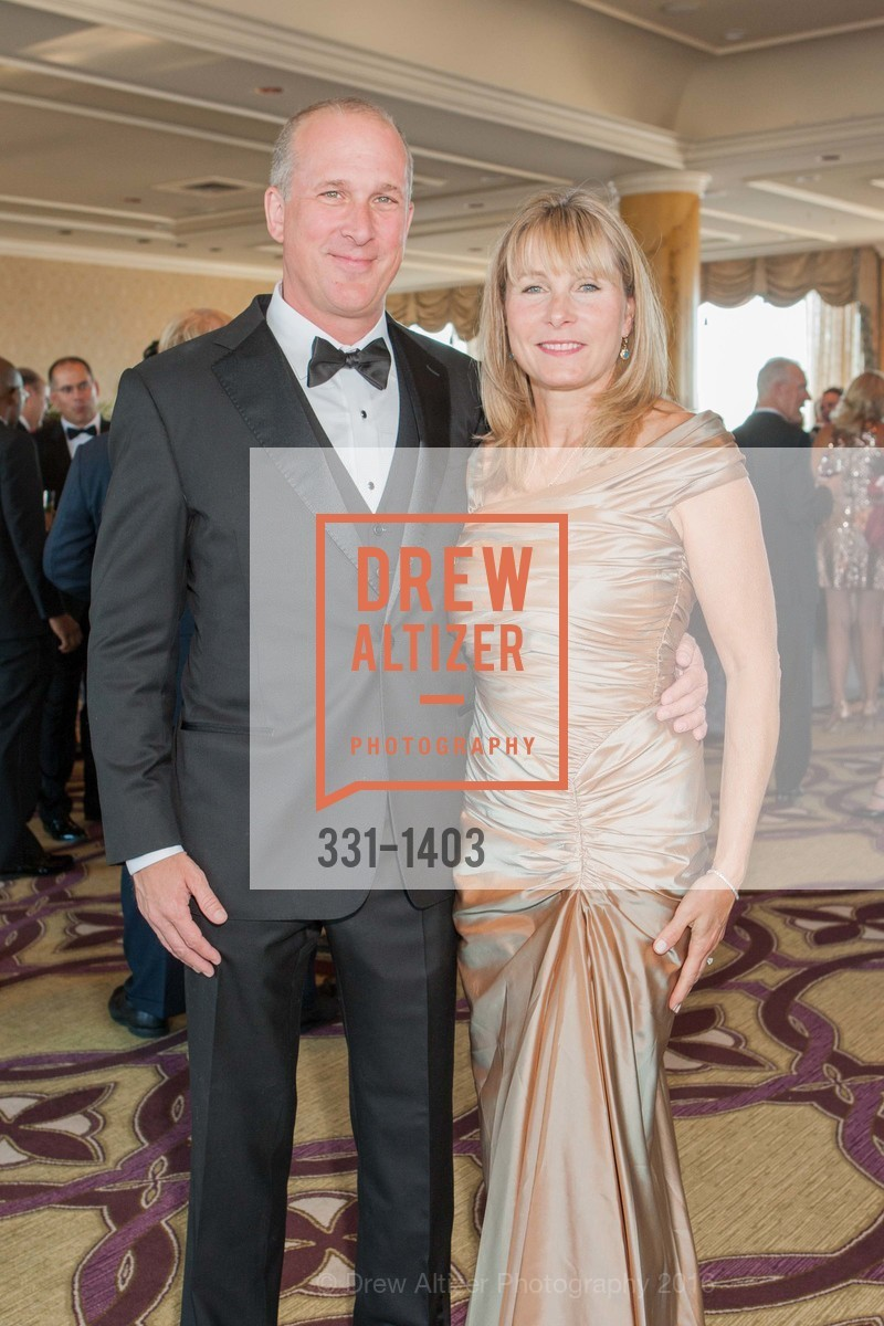 John Orwin, Denise Orwin, Photo #331-1403