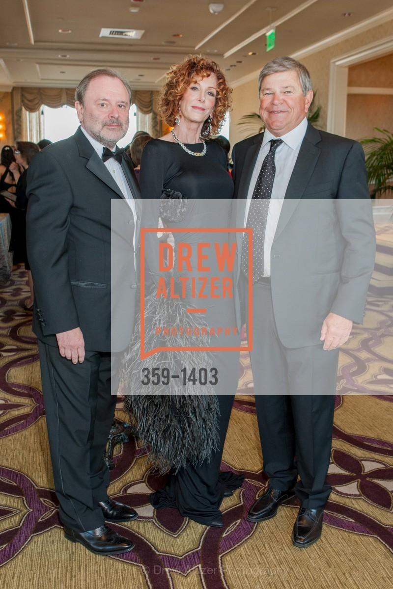 Dr. Alan Ashworth, Lori Cook, Stephen Juelgaard, Photo #359-1403