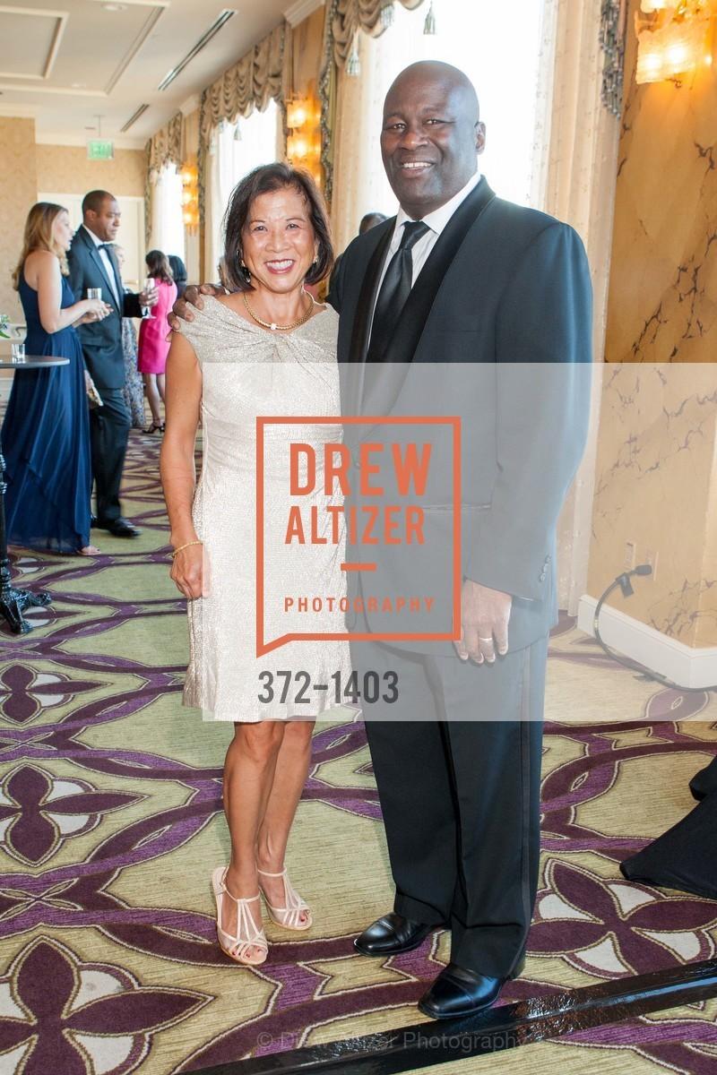 Melinda Yee Franklin, Dennis Franklin, Photo #372-1403