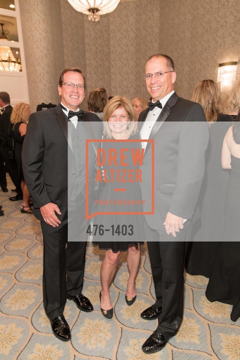 Bob Sullivan, Marcy Kleborn, Scott Kleborn, Photo #476-1403