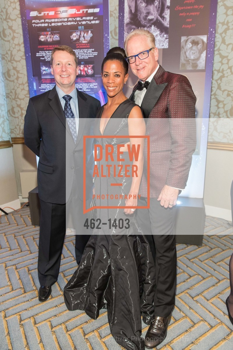Rocky Blanton, Tracy O'Dowd, Randall O'Dowd, Photo #462-1403