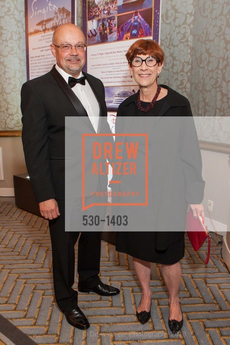 Chuck Shaw, Barbara Finck, Photo #530-1403