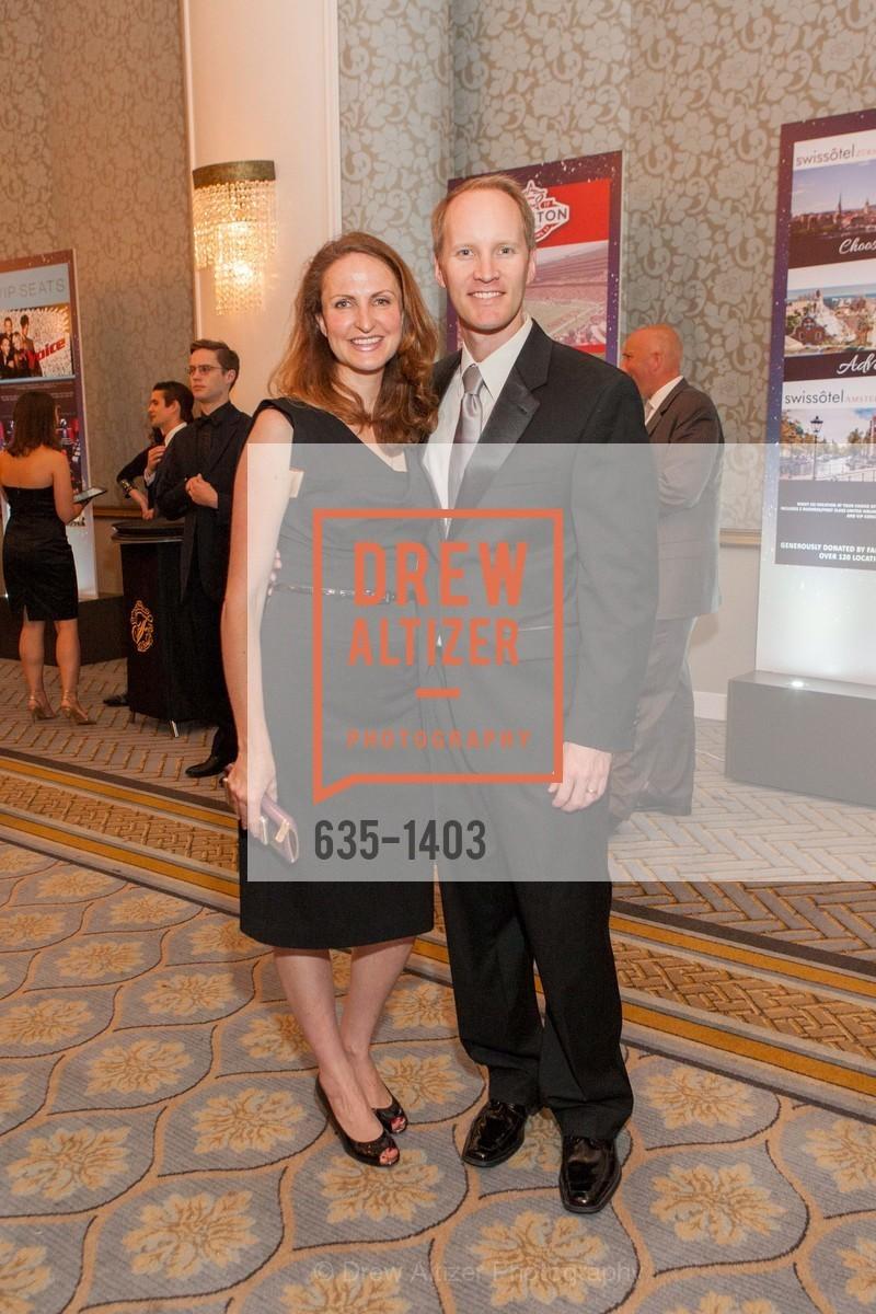 Sarah Patterson, John Kucera, Photo #635-1403