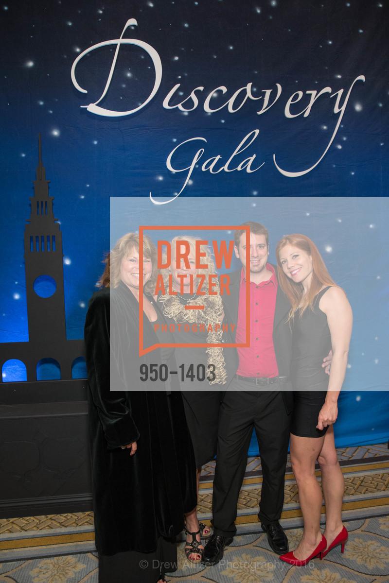 Sheridan Bowman, Sherry Hunter, Tiernan, Jacqui Duzac, Photo #950-1403
