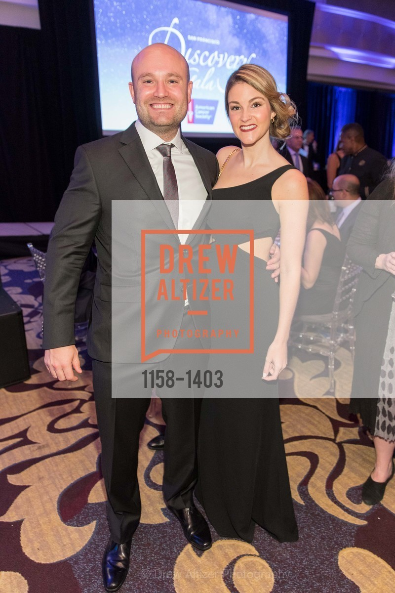 Matt McConaghy, Robyn Ferguson, Photo #1158-1403