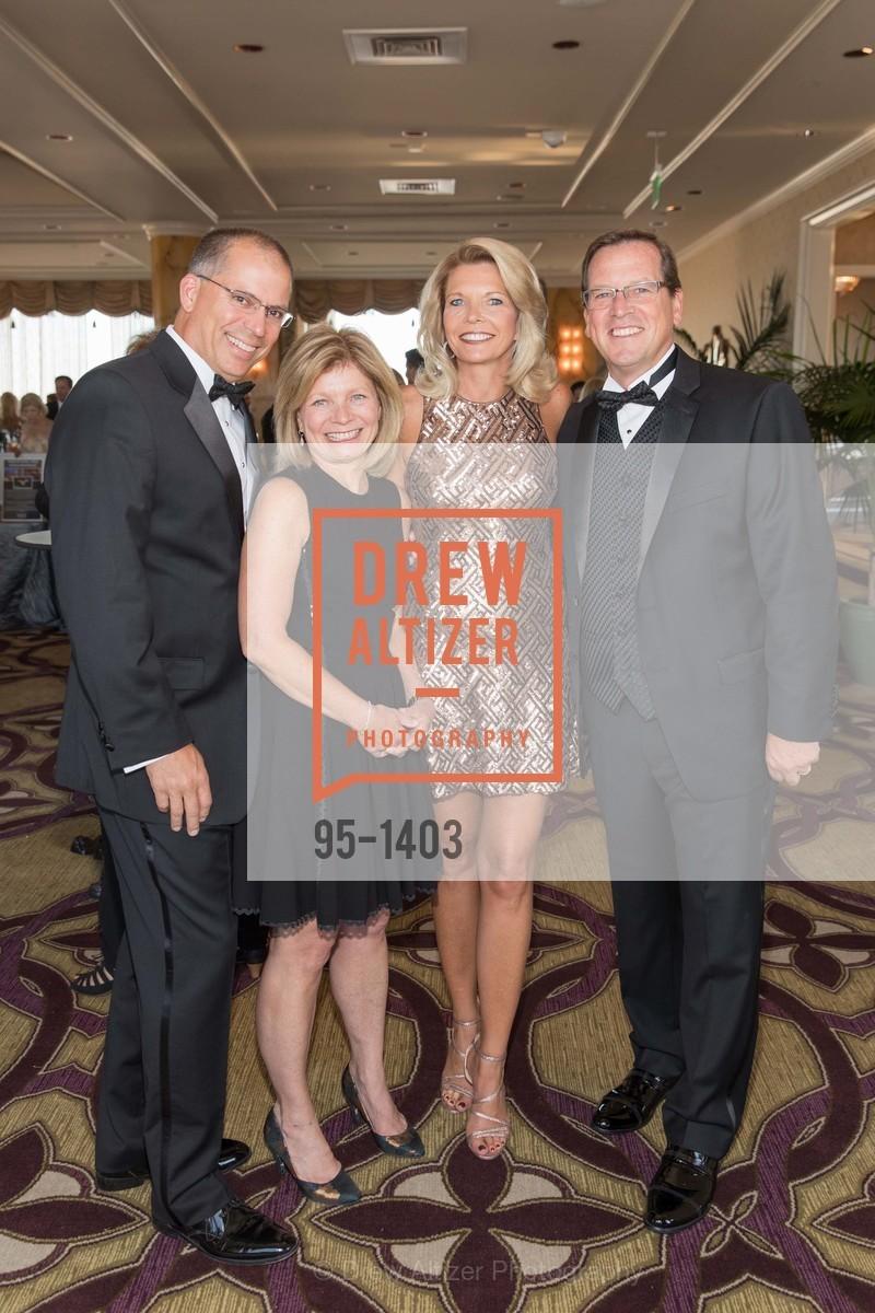Scott Klevorn, Marcy Klevorn, Darlene Sullivan, Bob Sullivan, Photo #95-1403