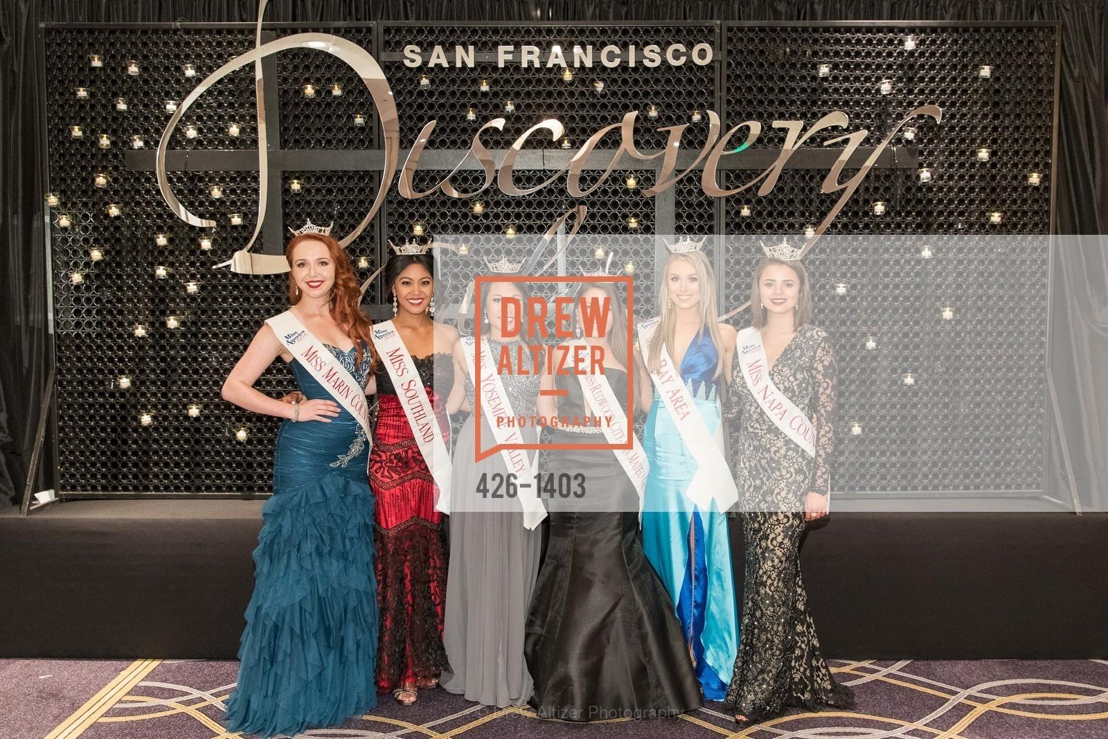 Haley Rome, Camille Dyquiangco, Heidi Cheung, Elyse Vincenzi, Julianna Johnson, Giselle Cisneros, Photo #426-1403