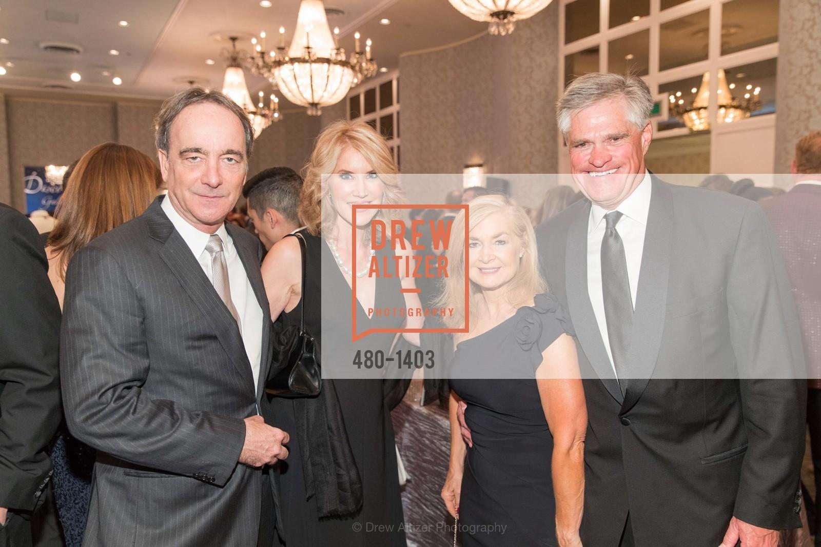 Denny Lamfear, Karen Lamfear, Lynne Edminster, Brian Atwood, Photo #480-1403