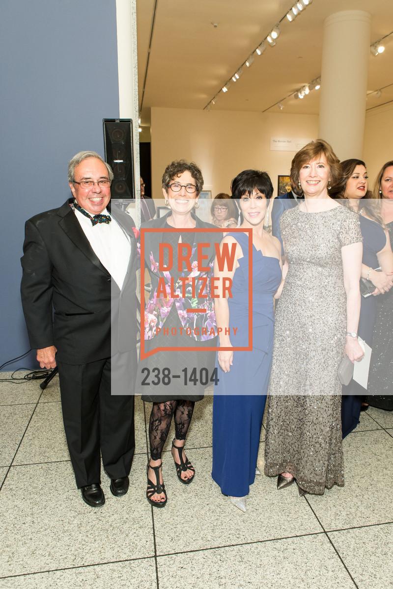 Mike Nevens, Susan Krane, Hildy Shandell, Yvonne Nevens, Photo #238-1404
