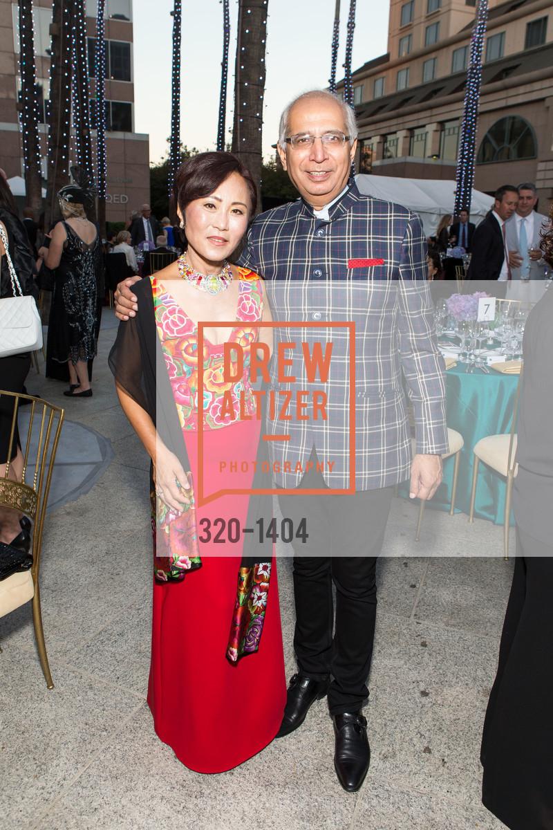 Kyung Yoon, Kishor Singh, Photo #320-1404