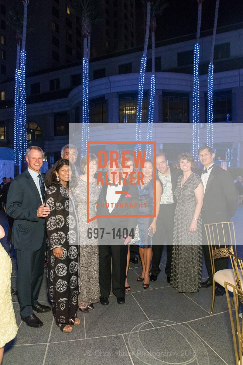 Scott Arnold, Mallika Sankaran, Chandran Sankaran, Yvonne Nevens, Mike Nevens, Lydia Itoi, Margaret Ma, Philip Ma, Photo #697-1404