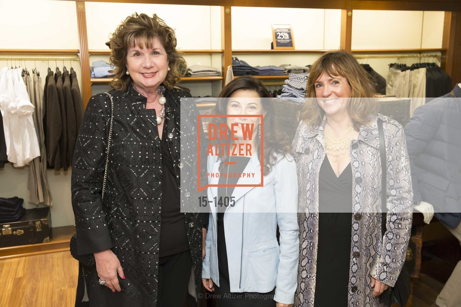 Pam Glogau, Adrienne Mally, Dana Capiello, Photo #15-1405