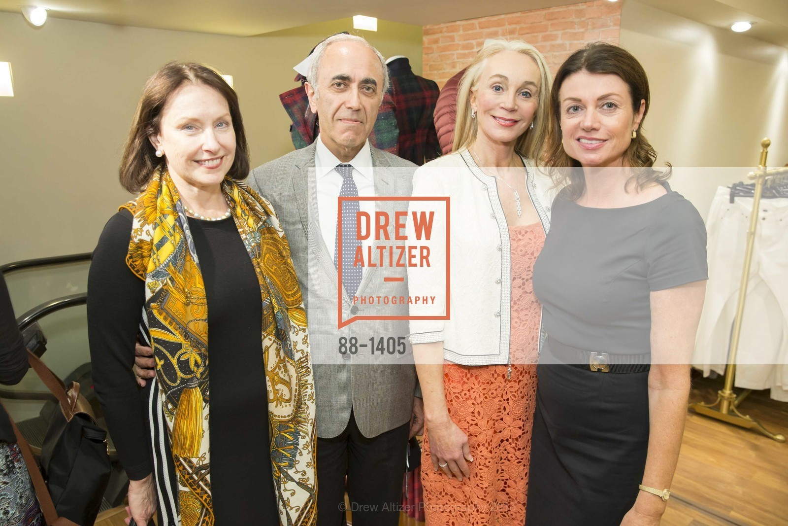 Cynthia Mozaffarian, Amir Mozaffarian, Giselle Anna Parry, Norene Sheehan, Photo #88-1405