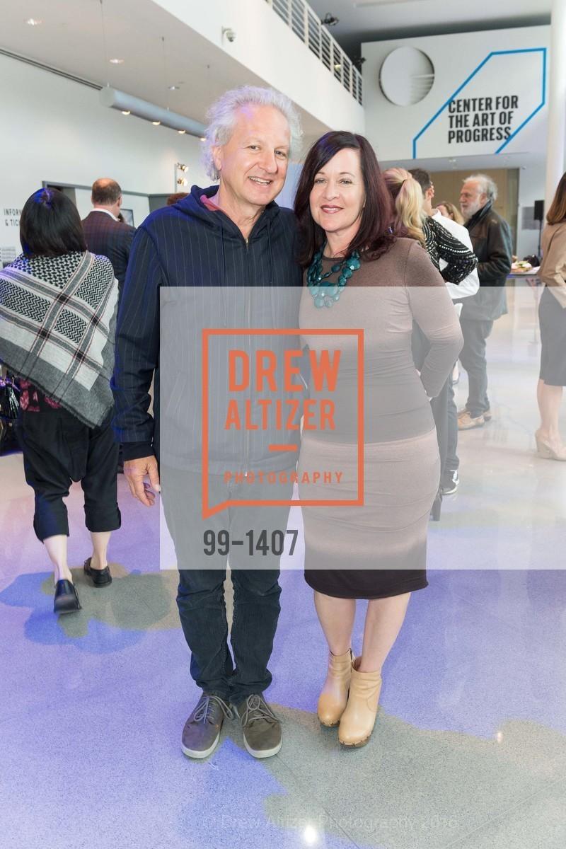 Dale Djerassi, Deborah Cullinan, Photo #99-1407
