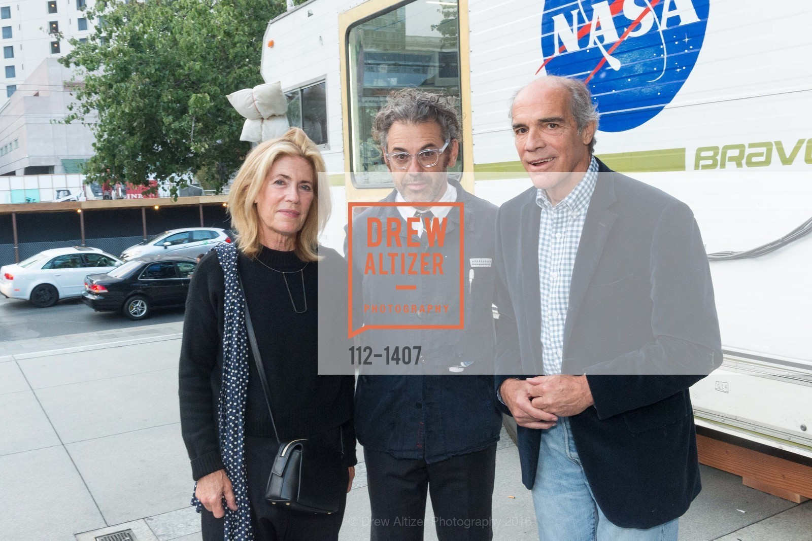 Cathy Topham, Tom Sachs, Ned Topham, Photo #112-1407