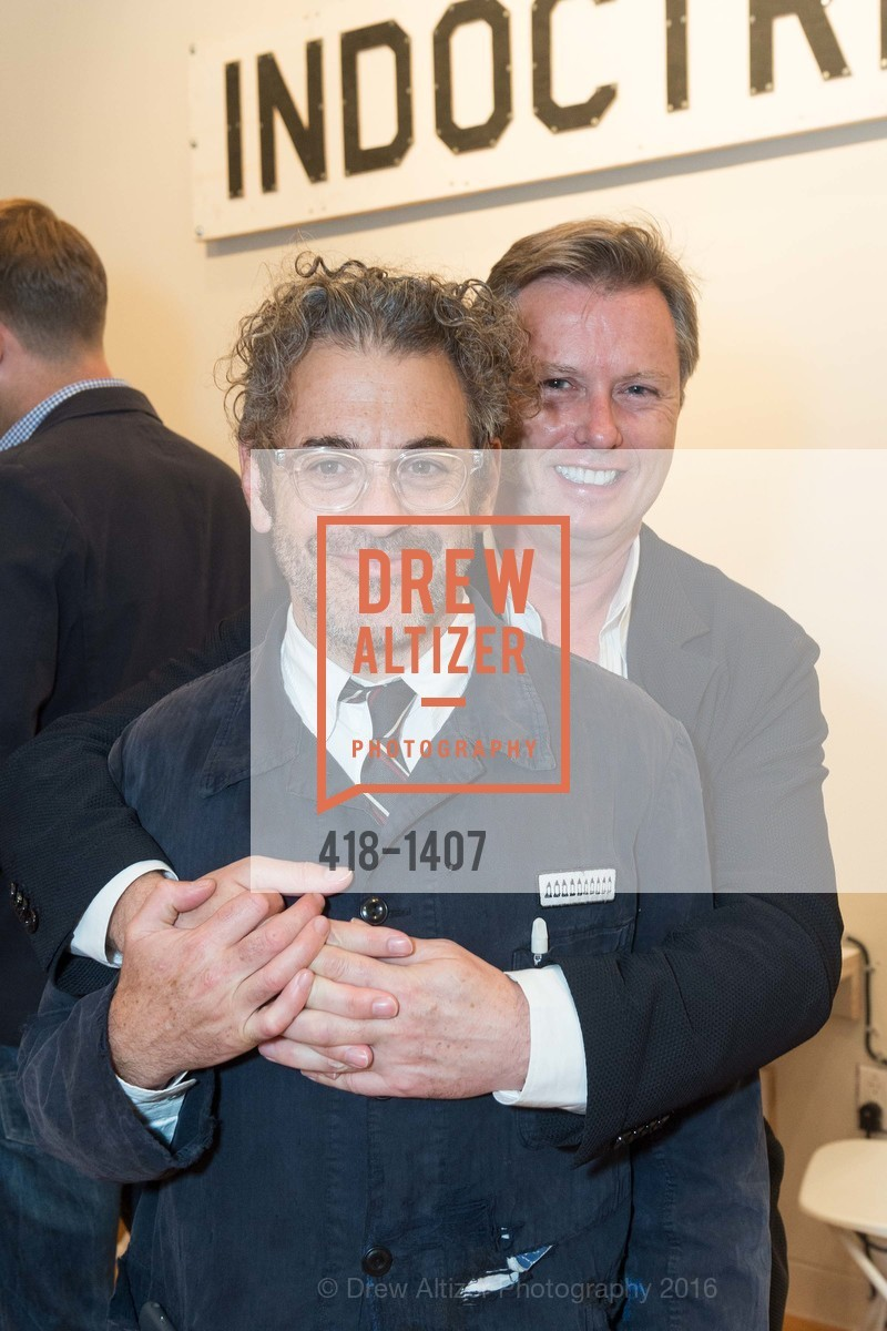 Tom Sachs, Richard Edwards, Photo #418-1407