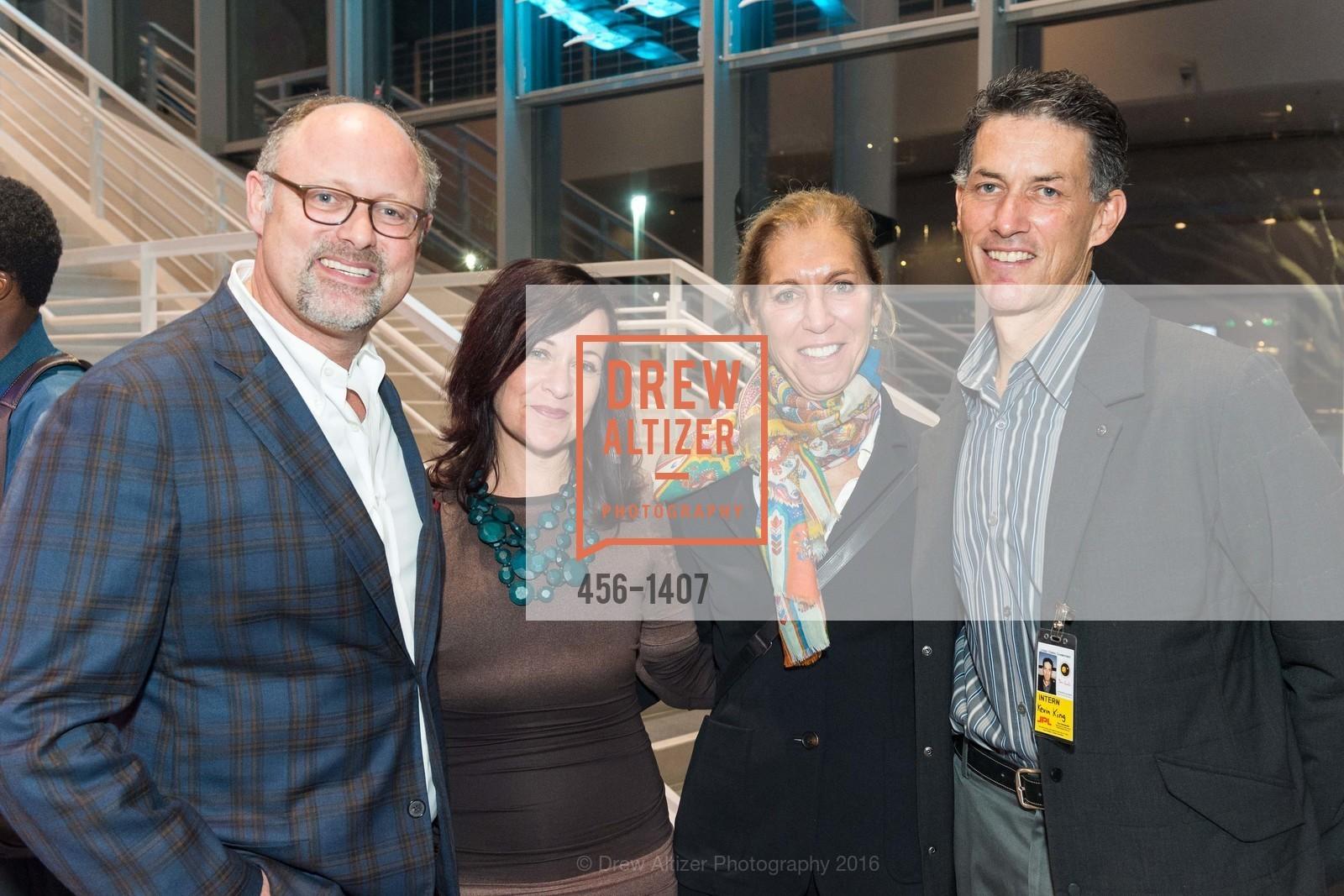 Jonathan Moscone, Deborah Cullinan, Meridee Moore, Kevin King, Photo #456-1407