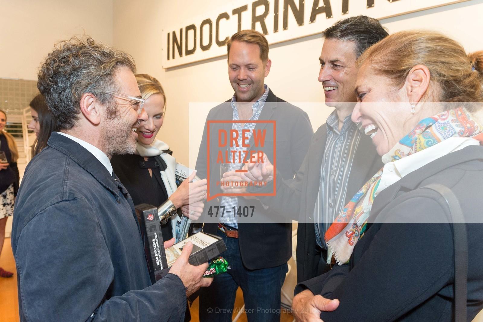 Tom Sachs, Elizabeth Dye, Alan Dye, Kevin King, Meridee Moore, Photo #477-1407