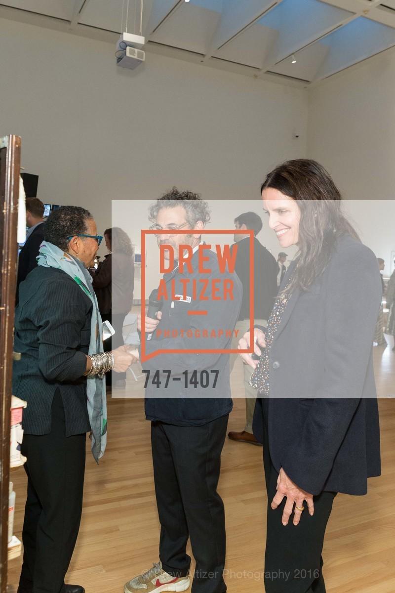 Cheryl Ward, Tom Sachs, Carla Crane, Photo #747-1407