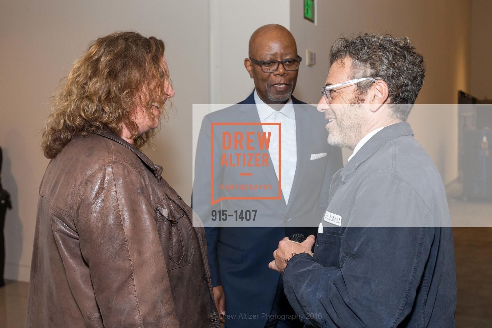 Sheila Duigman, Charles Ward, Tom Sachs, Photo #915-1407