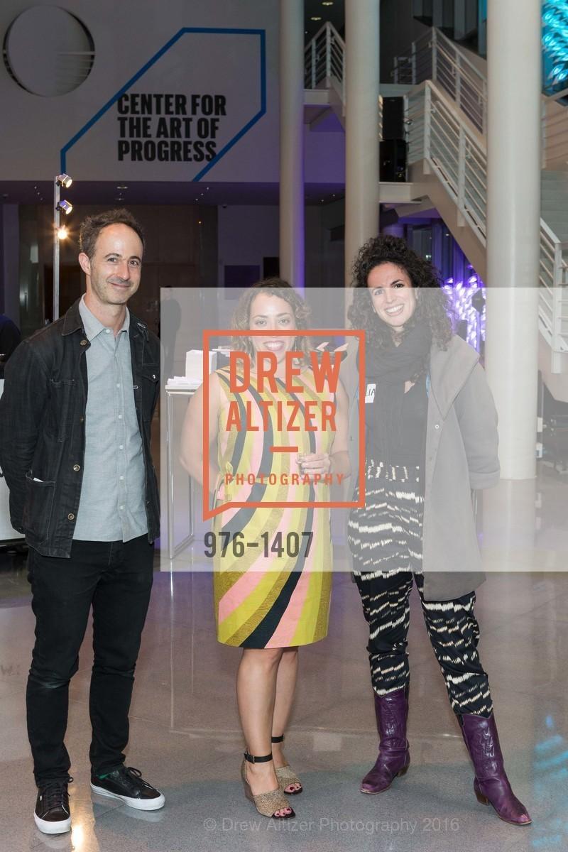 Brett Snyder, Emily Lakin, Liat Produgo, Photo #976-1407