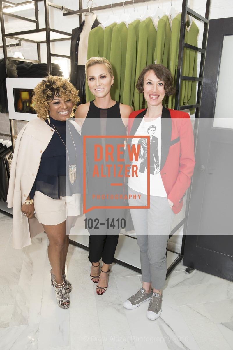 Patricia Van Hook, Breanna Johnson, Megan Somogyi, Photo #102-1410