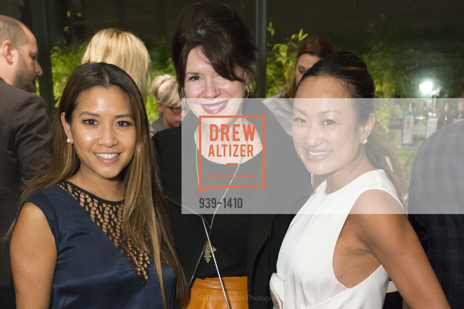 Lillian Phan, Elaine Mellis, Lucy Wu, Photo #939-1410