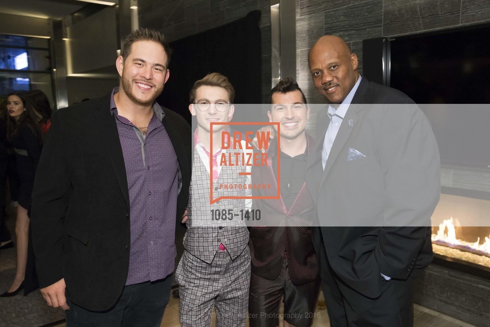 Adam Juratovac, Blake Patterson, Jake Wall, Dennis Brown, Photo #1085-1410