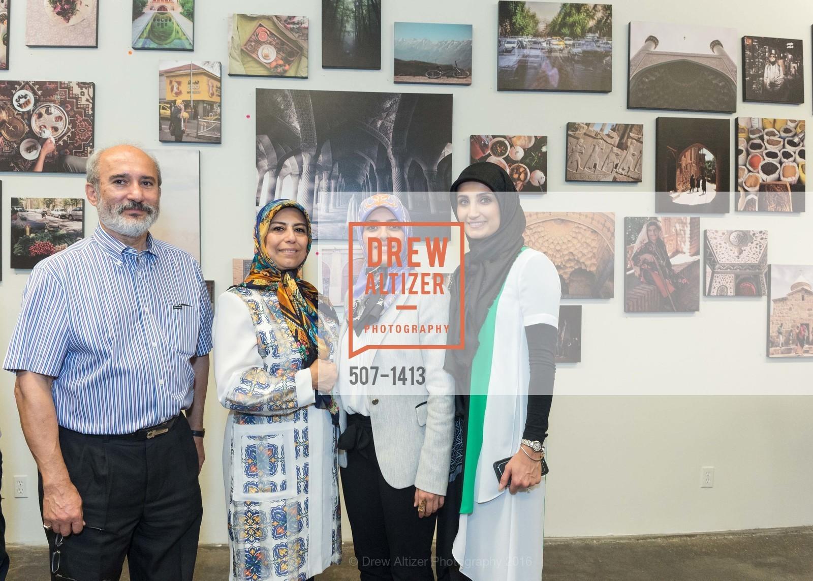 Ali Jaberansari, Fereshteh Jabbari, Mahya Jaberiansari, Mahsa Jaberiansari, Photo #507-1413