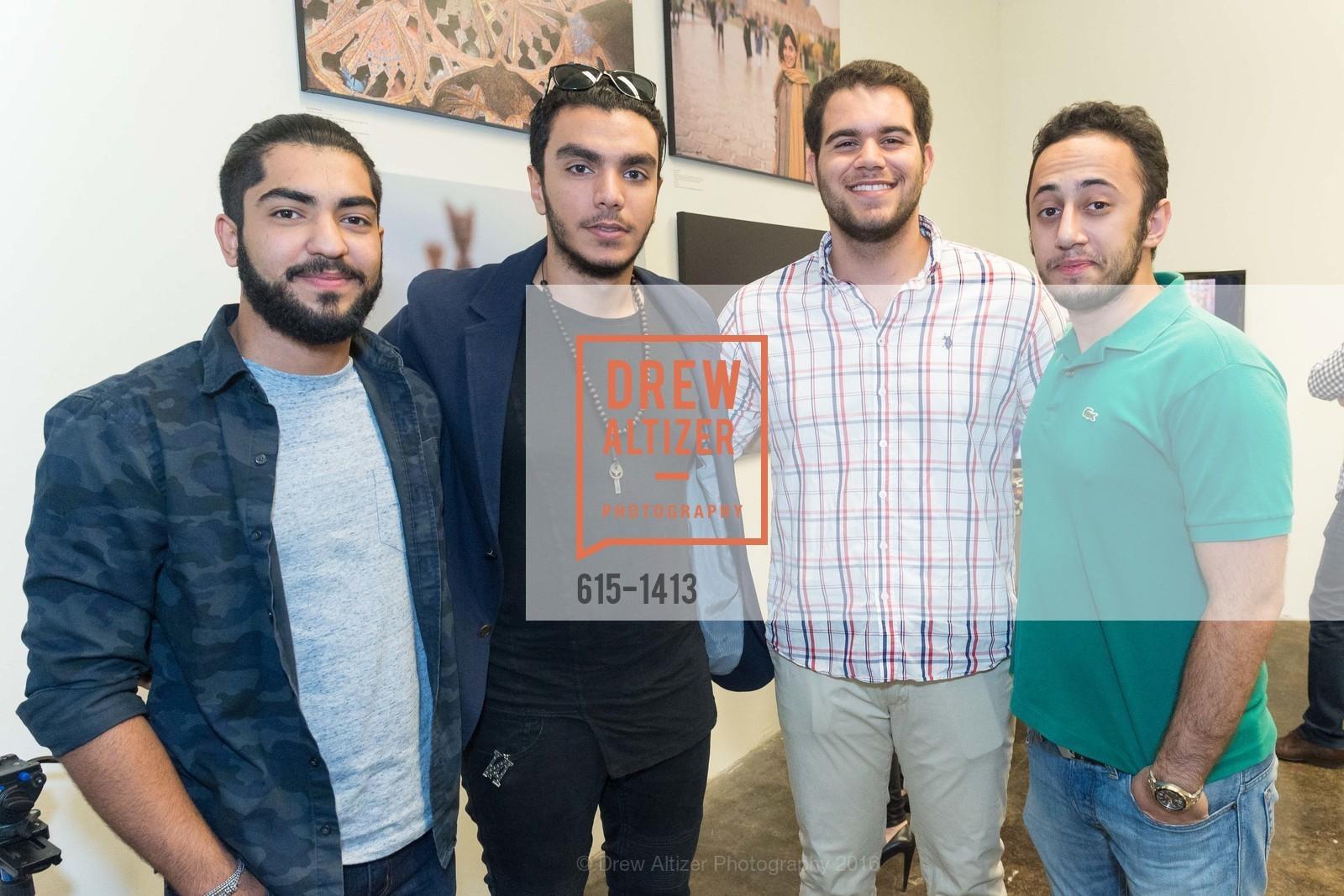 Mahbod Rahmaifar, Amir Mahdavian, Daniel Abar, Shayan Askarian, Photo #615-1413