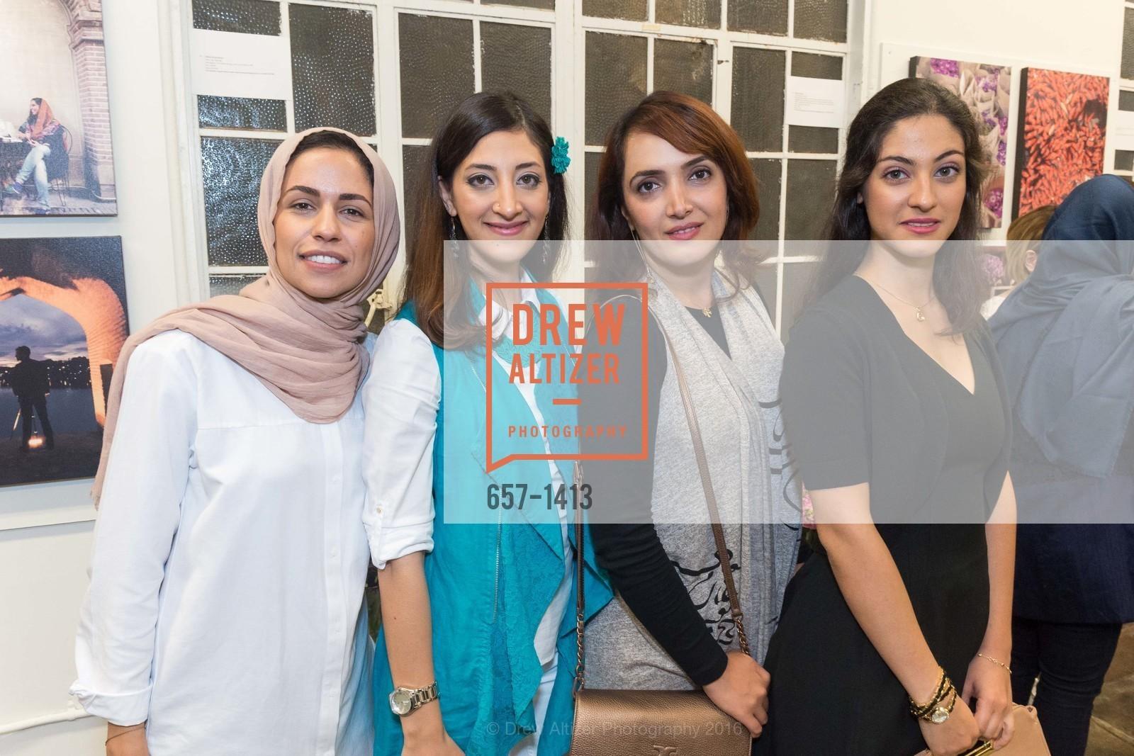 Kosar Jahani, Zara Sareni, Zahra Salamat, Sagem Sareni, Photo #657-1413