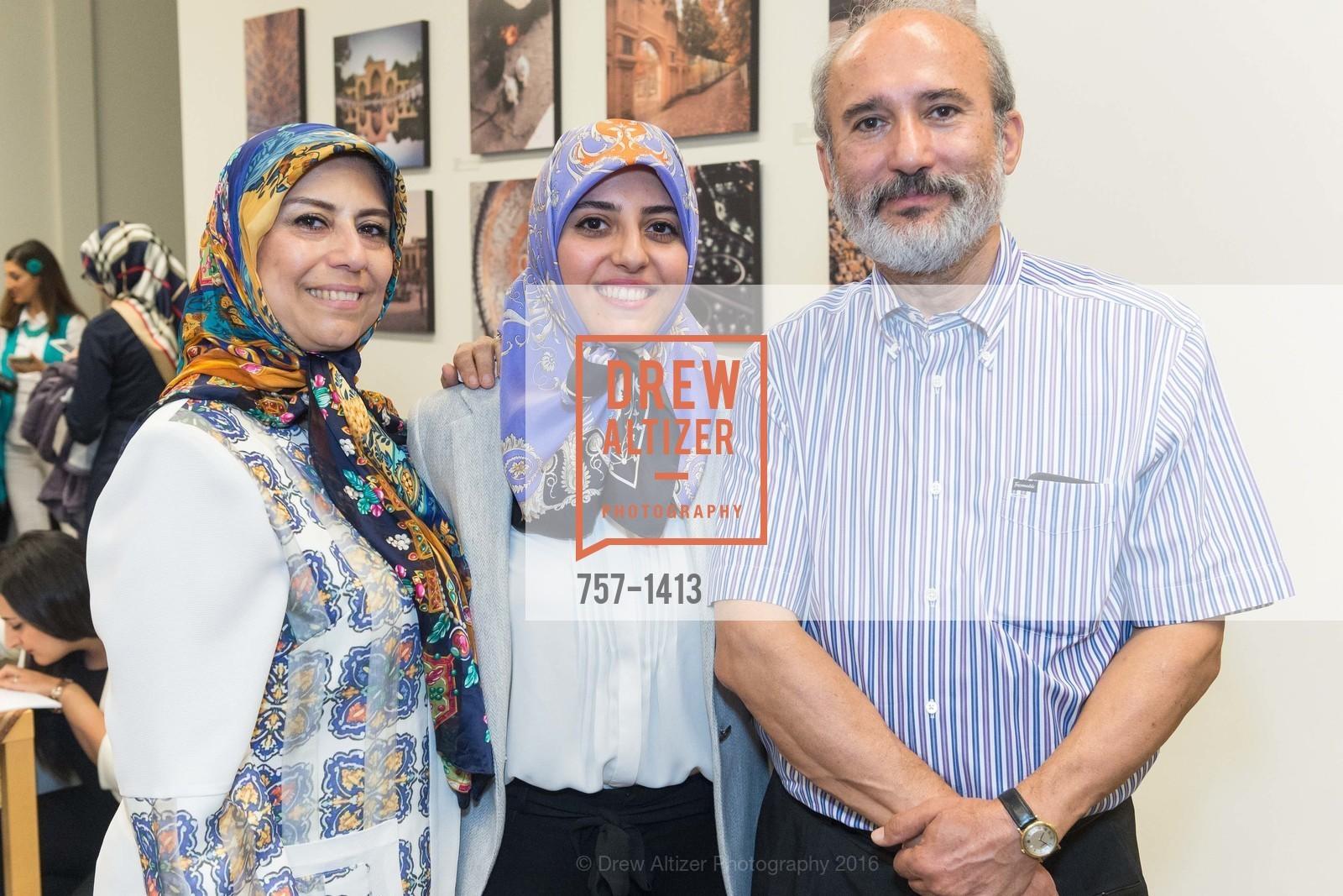 Fereshteh Jabbari, Mahya Jaberiansari, Ali Jaberiansari, Photo #757-1413