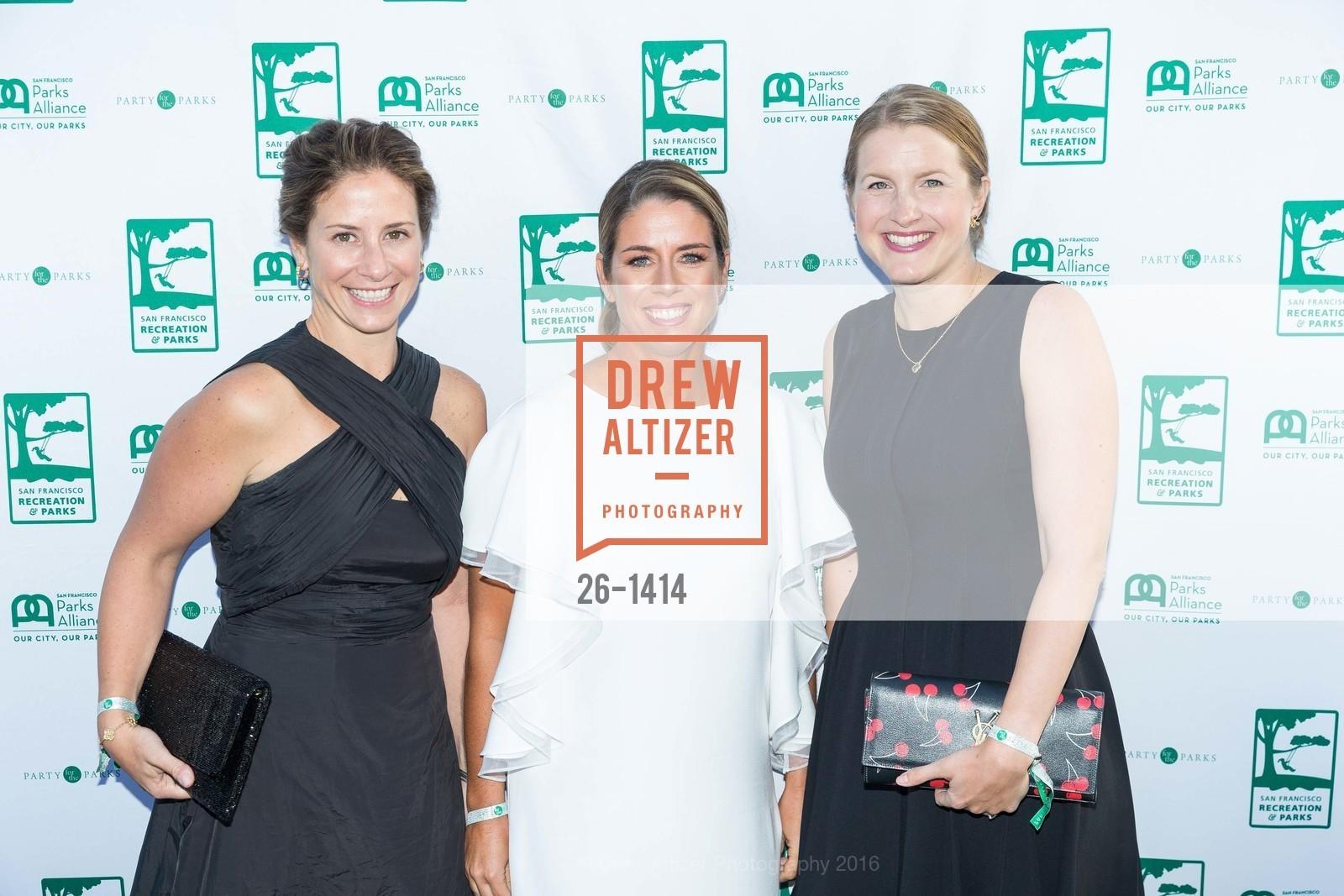 Sophie Hayward, Liz Farrell, Caroline Brinckerhoff, Photo #26-1414