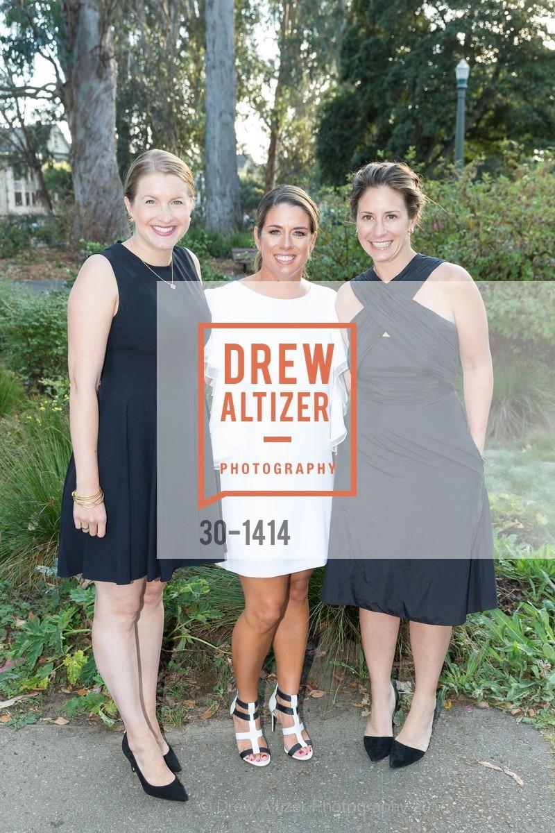 Caroline Brinckerhoff, Liz Farrell, Sophie Hayward, Photo #30-1414
