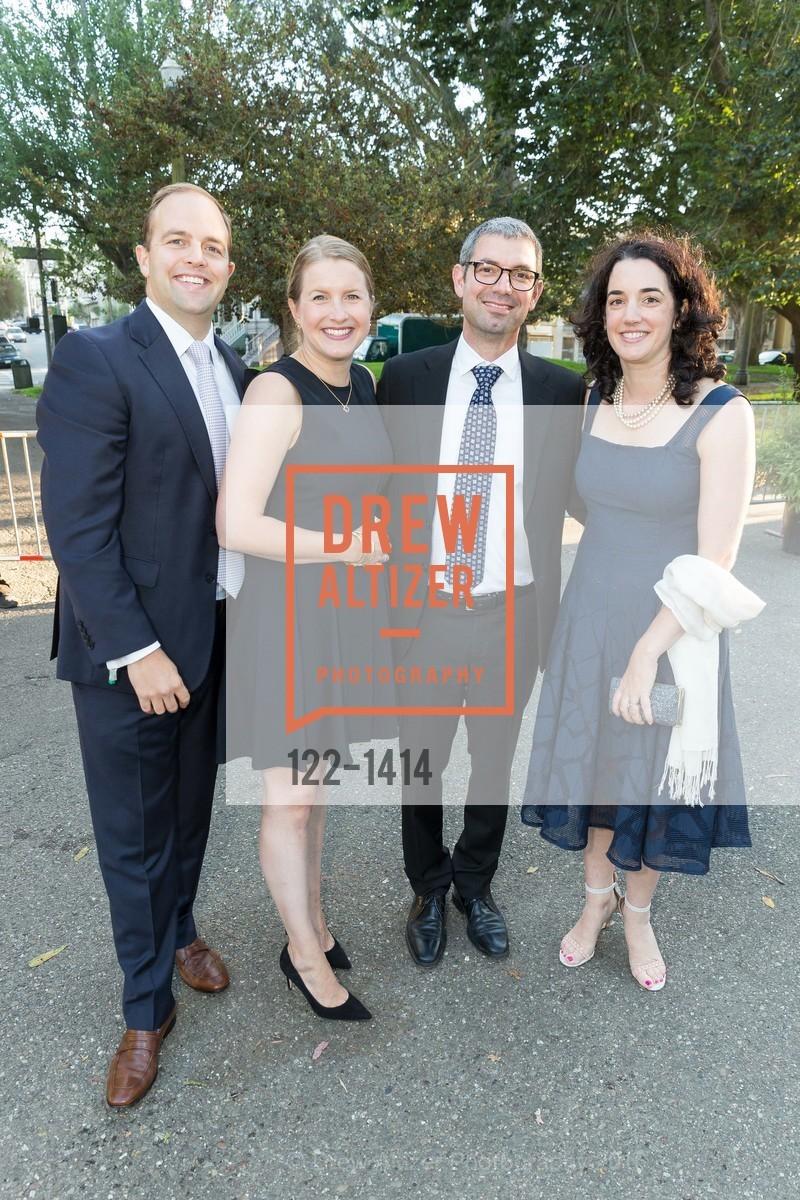 Robin Brinckerhoff, Caroline Brinckerhoff, Jacob Erinburg, Lisa Lindenbaum, Photo #122-1414