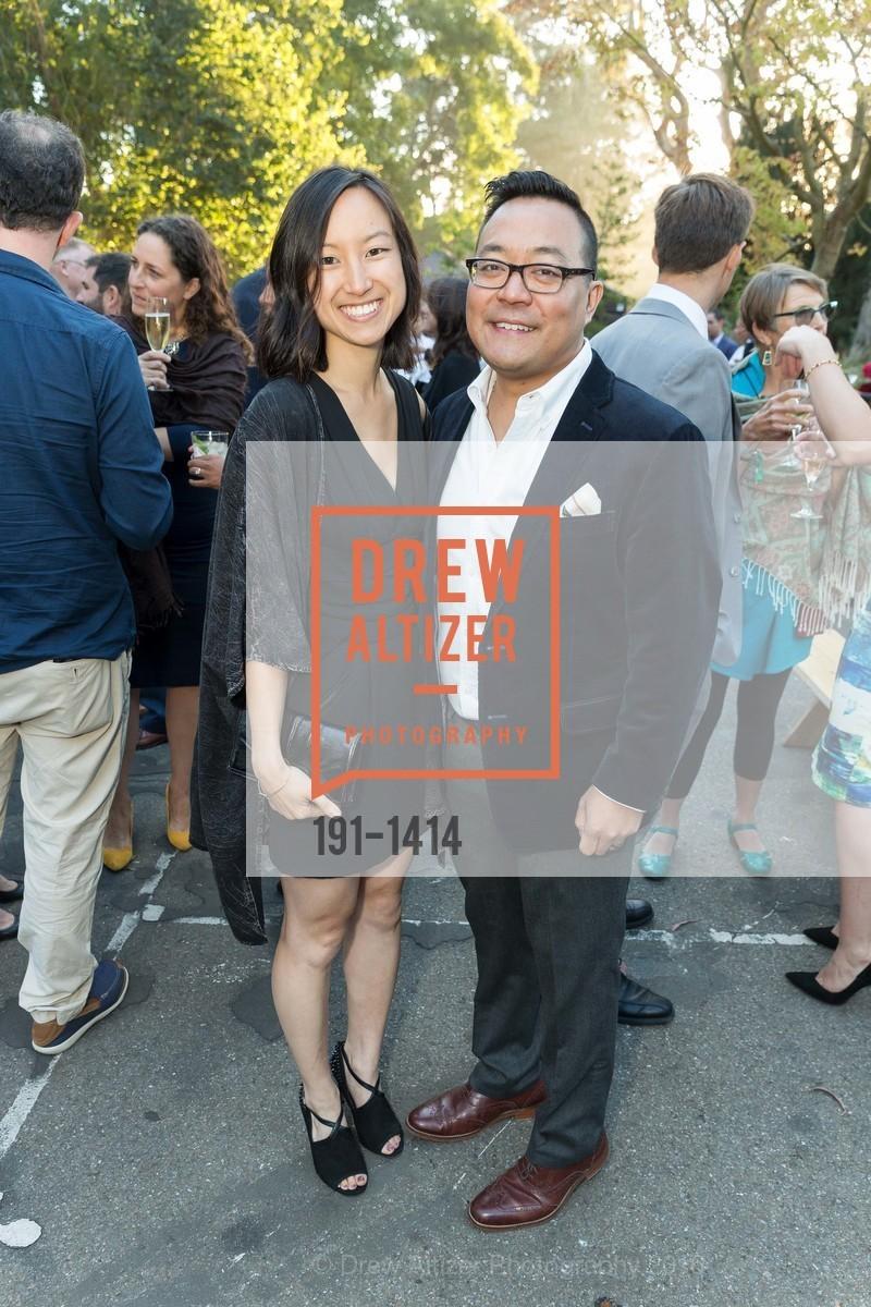Evelyn Siu, Joey Soriano, Photo #191-1414