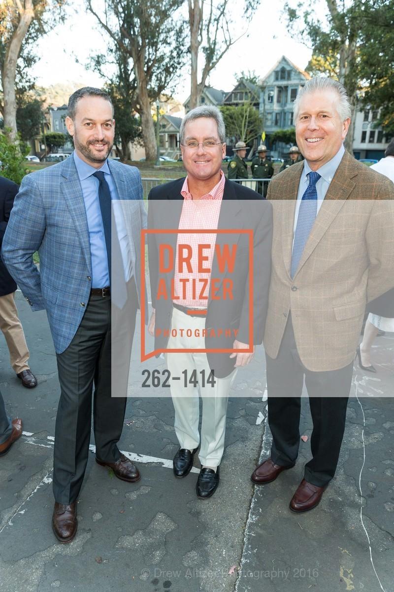 Dan Zephyr, Dennis Herrera Dan Kinsley, Photo #262-1414