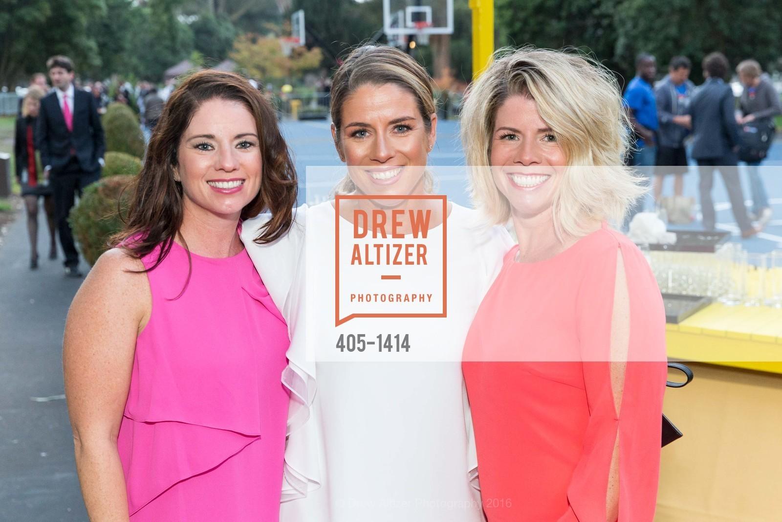 Julie Dunn, Liz Farrell, Jen Fisher, Photo #405-1414