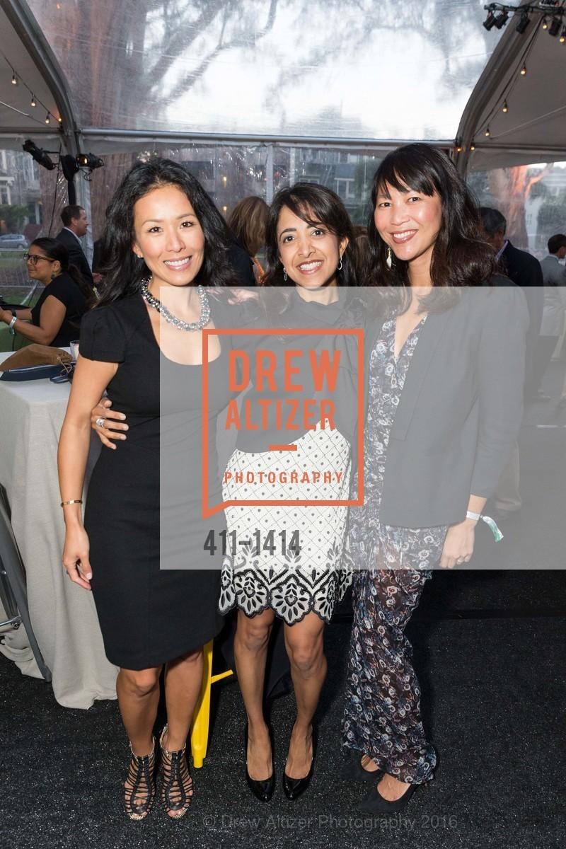 Nina Crompton, Soloni Multani, Loretta Choi, Photo #411-1414