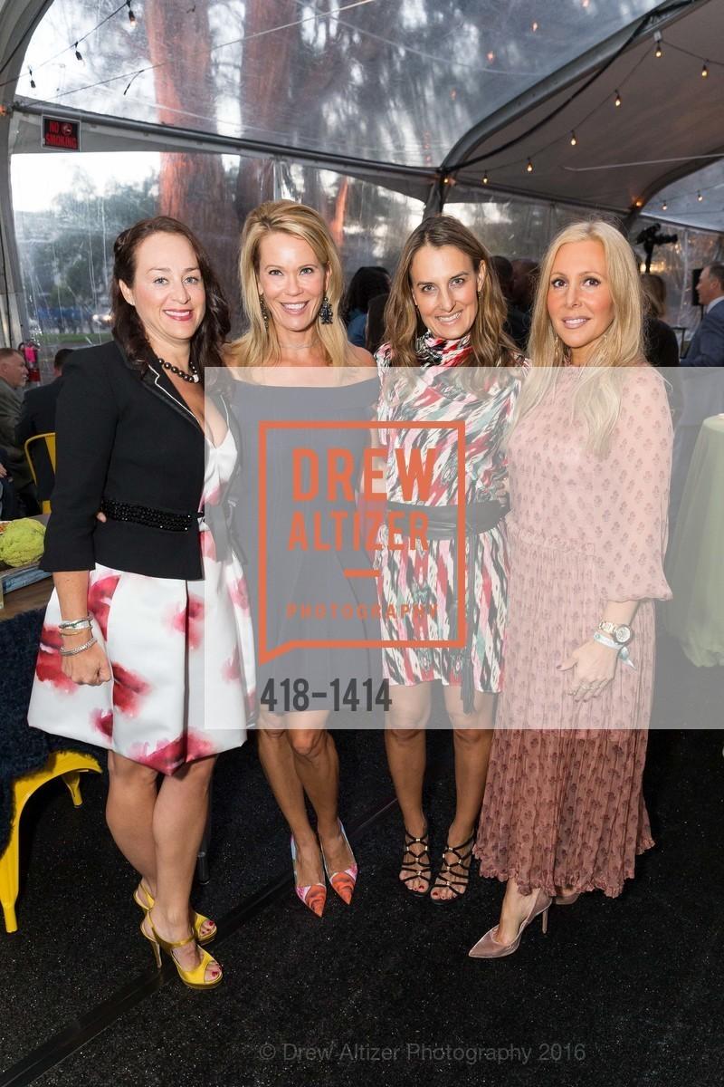 Jen Reinhart, Stephanie Tuttle, Jennifer Cerchiai, Tracy Falconer, Photo #418-1414
