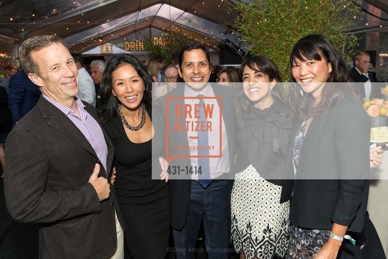 Charlie Crompton, Nina Crompton, Arneek Multani, Soloni Multani, Loretta Choi, Photo #431-1414