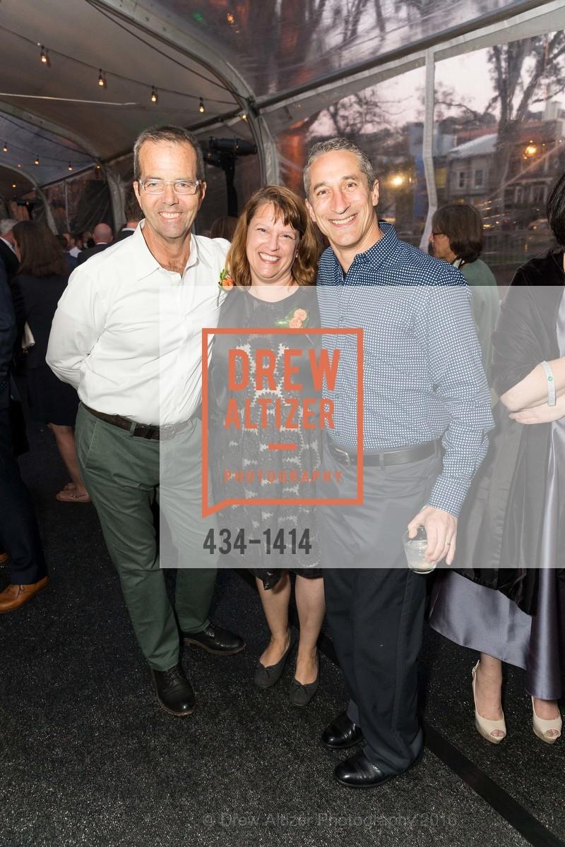 David Allen, Rachel Norton, Mark Murphy, Photo #434-1414
